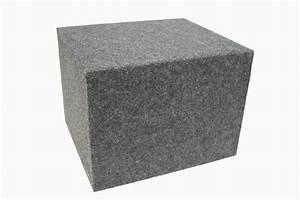 Rockford Fosgate Amplified Single 12 U0026quot  Ported Subwoofer Box