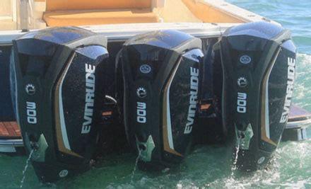 Evinrude Miami Boat Show by Beneteau Trawler 30 Riviera 60 Maritimo 50
