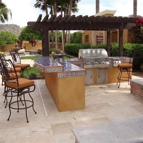 outdoor kitchen island plans fun ideas for outdoor kitchen plans mybktouch com