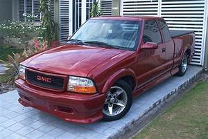 2001 Gmc Sonoma - Overview