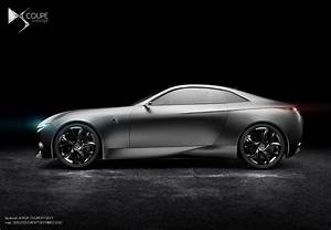 Citroen DS Coupe Design Study for a Jaguar F-Type Rival