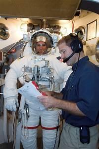 NASA - Spacesuit Fit Check