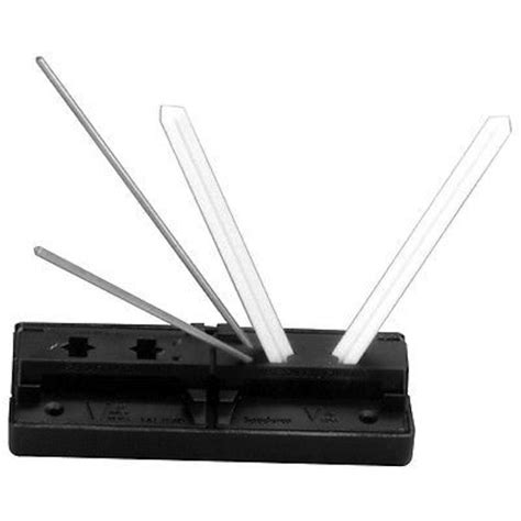spyderco sharpmaker kitchen knives new spyderco ceramic tri angle knife medium
