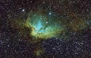 Wizard Nebula - SHO - Imaging - Deep Sky - Stargazers Lounge