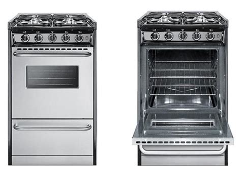 Top 9 Ranges, Ovens And Cooktops For Your Tiny House