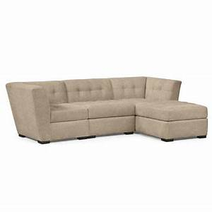 roxanne fabric 3 piece modular sectional from macys With roxanne 2 piece sectional sofa