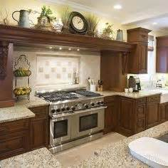 kitchens with cabinets image result for primitive decorating above cabinets 6614