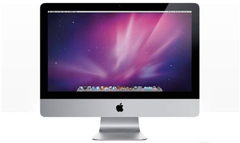 ordinateur de bureau mac apple imac ordinateur de bureau 21 5 quot reconditionné