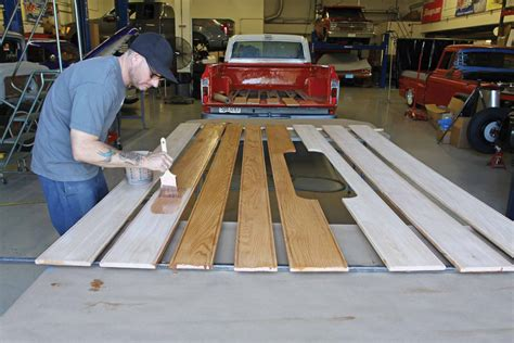 bed wood options  chevy   gmc trucks hot rod