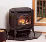 clearview fireplace patio gas wood pellet stoves