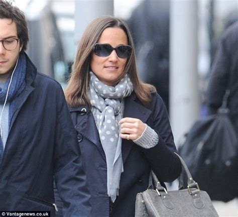 Pippa Middleton splashes out on designer goodies during a