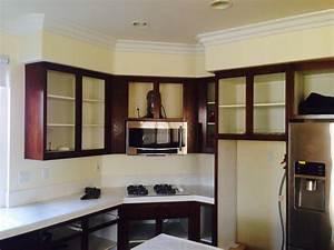 kitchen cabinet refinishing 2366