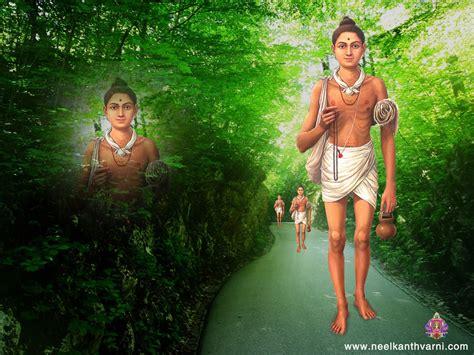jay swaminarayan wallpapers lord nilkanth varni