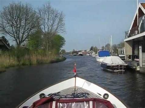 Vaarbewijs Leeuwarden by Video Varen In Friesland Doovi