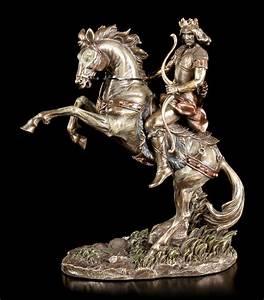 Deko Figuren Shop : apokalyptischer reiter figur sieg reinheit veronese deko statue ebay ~ Indierocktalk.com Haus und Dekorationen