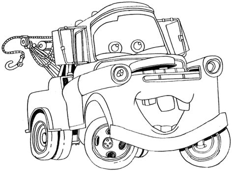 cars characters drawings how to draw tow mater from disney cars movie how to draw