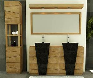 achat vente meuble de salle de bain rhodes walk meuble With porte d entrée pvc avec double vasque salle de bain en verre