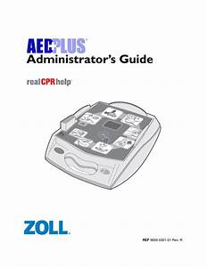 Aedplus Administrator U2019s Guide Rev R March 2010 Pdf Download