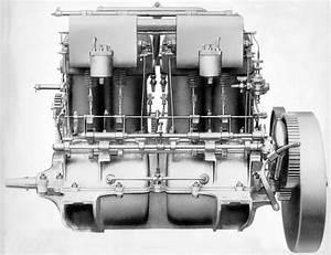Gasoline Engine First