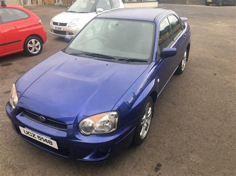awd subaru impreza used 2003 subaru impreza ts awd for sale in down pistonheads