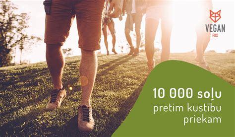 10 000 soļu pretim kustību priekam - Kristīnes Beitikas ...