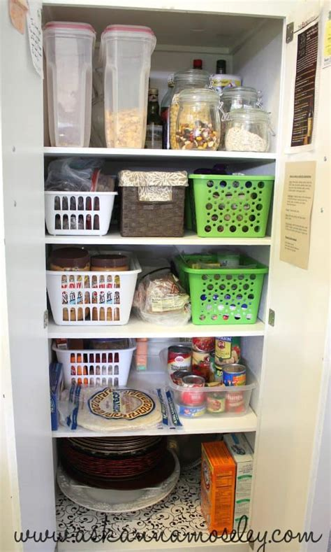 small kitchen cabinet organization how to organize a kitchen without a pantry in 30 min or 5419