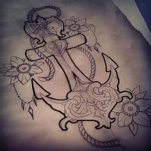 1000+ ideas about Anchor Tattoo Design on Pinterest ...