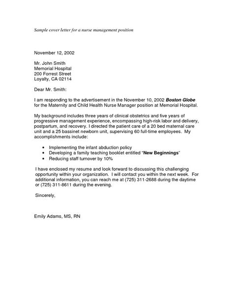 rn resume cover letter examples sample nursing application cover letters sample cover