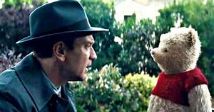 Disney's Christopher Robin Trailer Welcomes Back Winnie ...