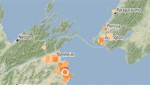 Magnitude 4 2 Earthquake Shakes Blenheim  Wellington
