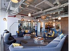 Condé Nast Entertainment's Rustic, Open NYC Office