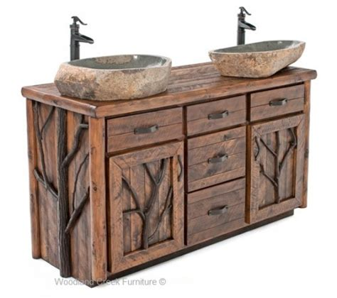 rustic bathroom vanities vanities rustic bathroom vanities barnwood vanities