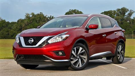 2018 Nissan Murano Driven Review Top Speed