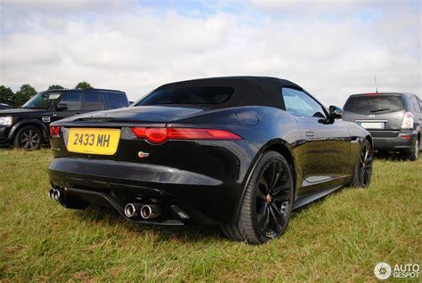 Jaguar F Type S Convertible by Jaguar F Type S V8 Convertible 21 July 2016 Autogespot