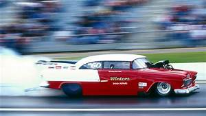 April 11: NHRA holds its first sanctioned drag race in 1953