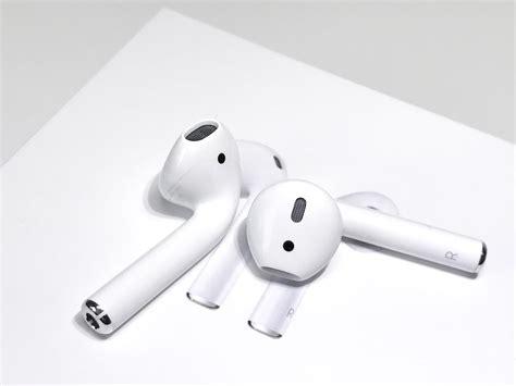 kopfhörer bluetooth test apple airpods im test bluetooth earbuds mit siri