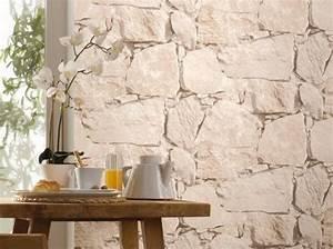 Papier Peint Trompe L Oeil Castorama : le retour du papier peint trompeur reservoir blog ~ Melissatoandfro.com Idées de Décoration
