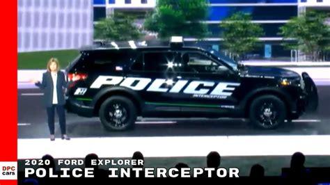ford explorer police interceptor youtube