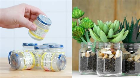 baby food jar ideas    great decorations