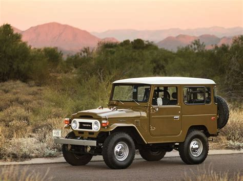 Modifikasi Toyota Land Cruiser by 1977 Toyota Fj40 Land Cruiser