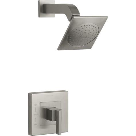 Kohler Loure Faucet by Kohler Loure Vibrant Polished Bronze 1 Handle Shower