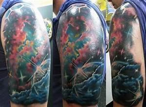 Solar System Tattoo Half Sleeve | www.pixshark.com ...