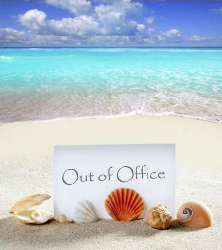 Out Of Office by Going On Vacation 10 Creative Out Of Office Replies To