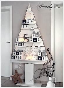 Adventskalender Holz Baum : selbstgebauter holz weihnachtsbaum war der ~ Watch28wear.com Haus und Dekorationen