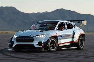 Ford Introduces the All-Electric Mustang Mach-E 1400 Prototype SUV | stupidDOPE.com