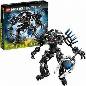 LEGO 7145 Von Nebula Hero Factory pas cher