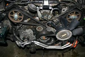 2008 Audi A4 Timing Belt Replacement