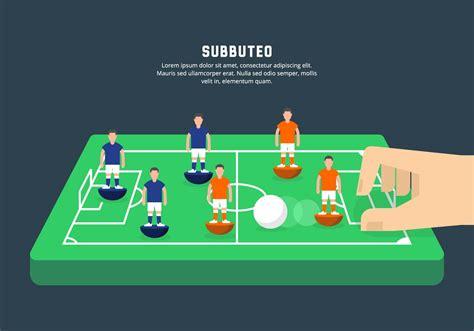 subbuteo illustration   vectors clipart