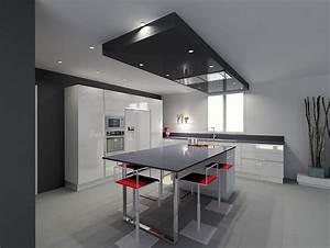 Colonne D Angle Cuisine : cuisine armony crolles ~ Teatrodelosmanantiales.com Idées de Décoration