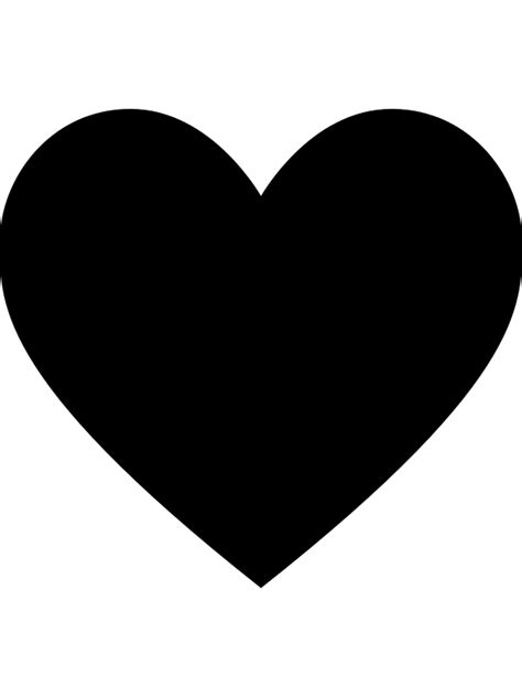 All contents are released under creative commons cc0. File:Octicons-heart.svg - Wikimedia Commons